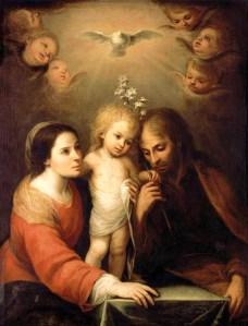 Sacra Famiglia di JuanSimónGutiérrez