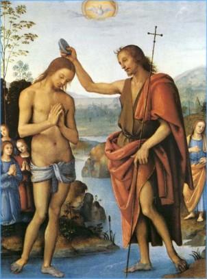 Santi E Beati Memoria Di Oggi Battesimo Di Gesu Alla Ricerca Della Vita Vera