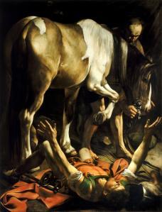 Conversione San Paolo di Caravaggio
