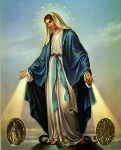 maria medaglia miracolosa
