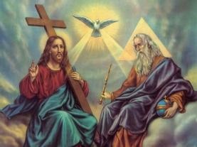 Risultato immagine per la trinità