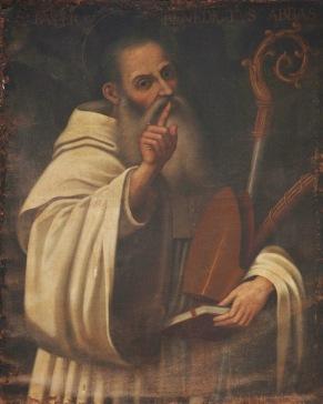 Risultato immagine per san benedetto abate
