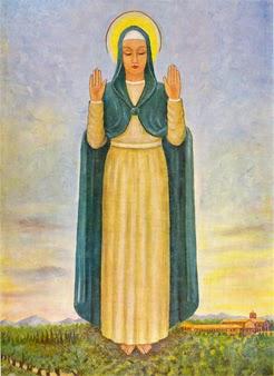 Risultato immagine per preghiera a maria dell'equilibrio