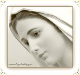 Risultato immagine per preghiera a maria a medjugorje