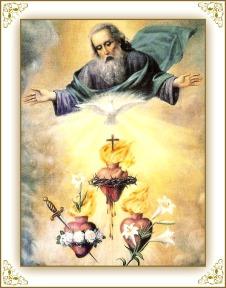 Risultato immagine per cuore immacolato di maria e sacratissimo cuore di gesù
